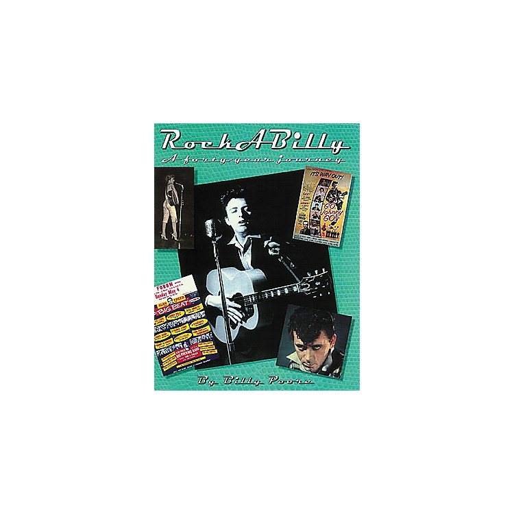 Hal LeonardRockabilly: A Forty-Year Journey Book