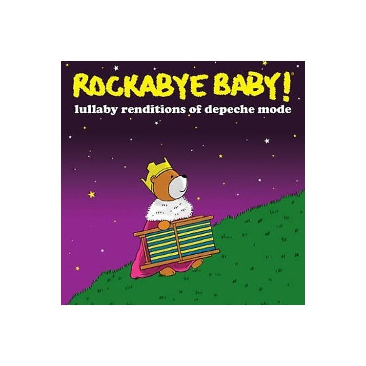 Alliance Rockabye Baby - Lullaby Renditions Of Depeche Mode