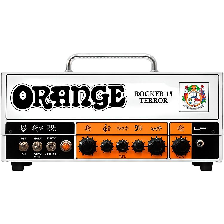 Orange AmplifiersRocker 15 Terror 15W Tube Guitar Amp HeadWhite