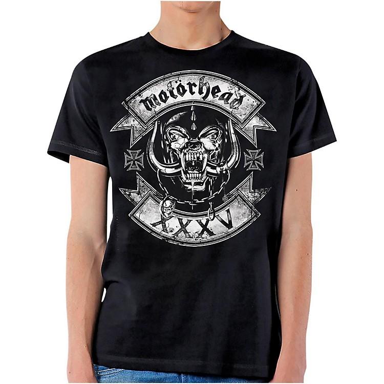 MotorheadRockers Logo T-ShirtMediumBlack