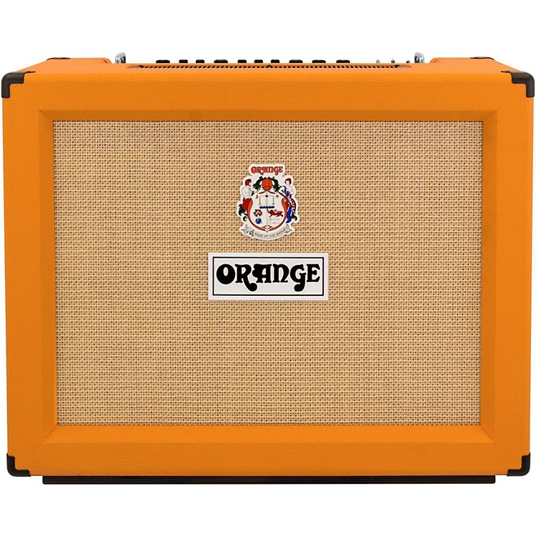Orange Amplifiers Rockerverb 50 MKIII 50W 2x12 Tube Guitar Combo Amp Black 888365722559