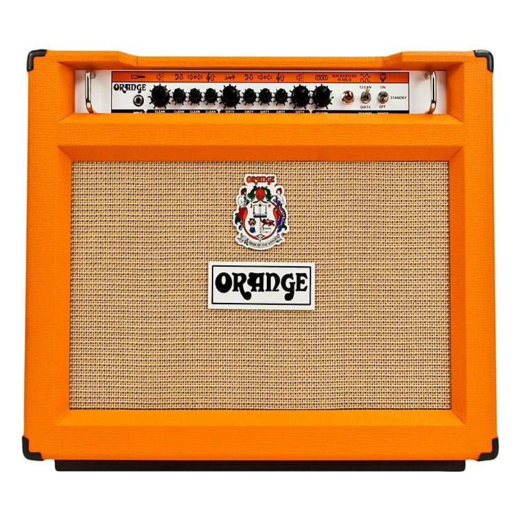 Orange AmplifiersRockerverb 50 Series RK50TC 50W 2x12 Tube Guitar Combo AmpOrange