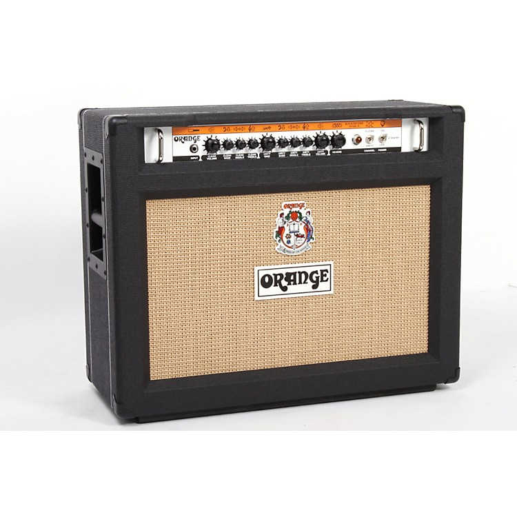 Orange Amplifiers Rockerverb RK50C MKII 50W 2x12 Tube Guitar Combo Amp Orange