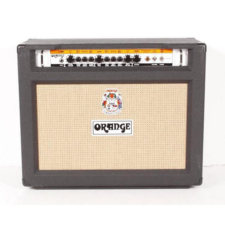 Orange AmplifiersRockerverb RK50C MKII 50W 2x12 Tube Guitar Combo AmpBlack886830497872