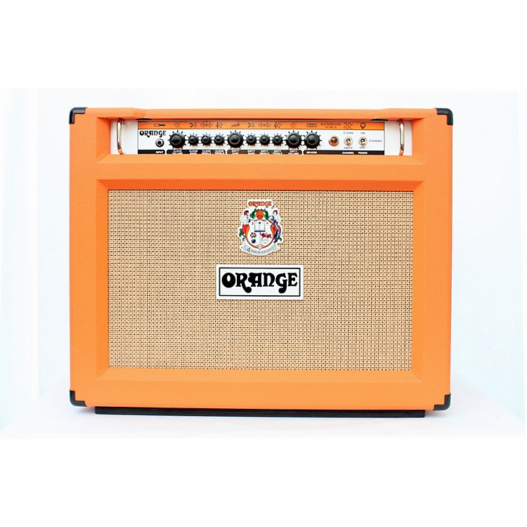 Orange AmplifiersRockerverb RK50C MKII 50W 2x12 Tube Guitar Combo AmpOrange