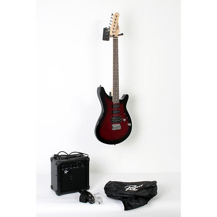 RogueRocketeer Electric Guitar PackWine Burst888365846828