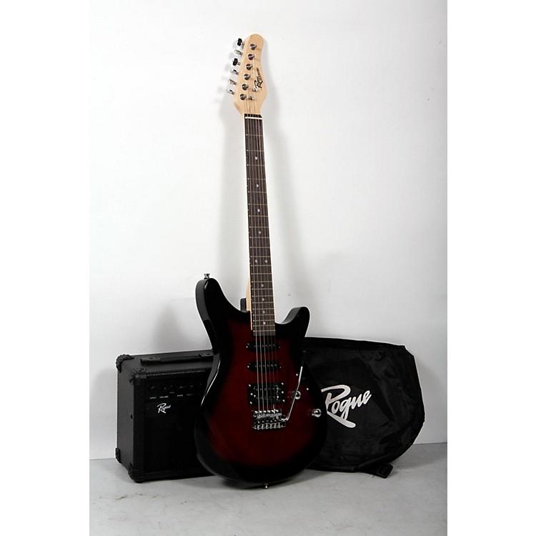 RogueRocketeer Electric Guitar PackWine Burst888365900698
