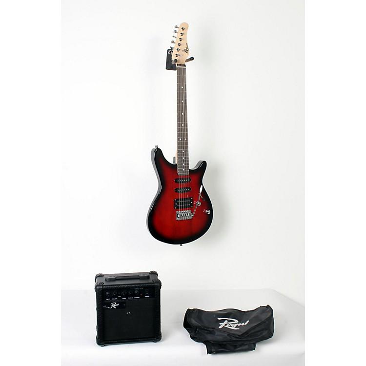 RogueRocketeer Electric Guitar PackRed Burst888365848358