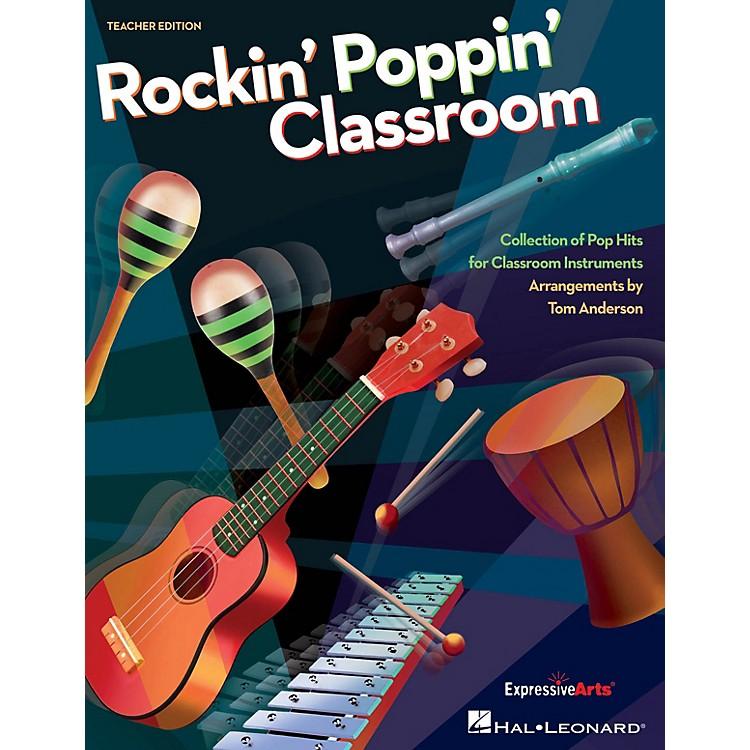 Hal LeonardRockin' Poppin' Classroom CLASSRM KIT Arranged by Tom Anderson