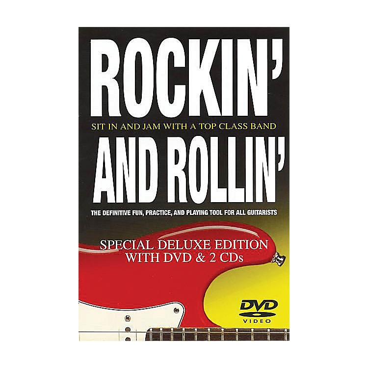 Music Sales Rockin' and Rollin' (Special Deluxe Edition with DVD and 2 CDs) Music Sales America Series by Dave Briggs
