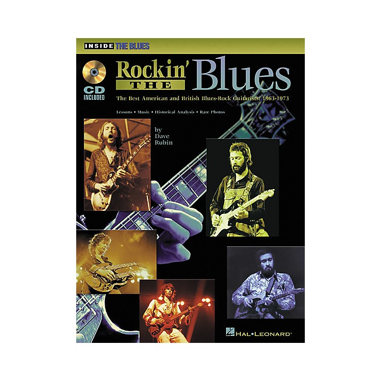 Hal Leonard Rockin' the Blues (Book and CD Package)
