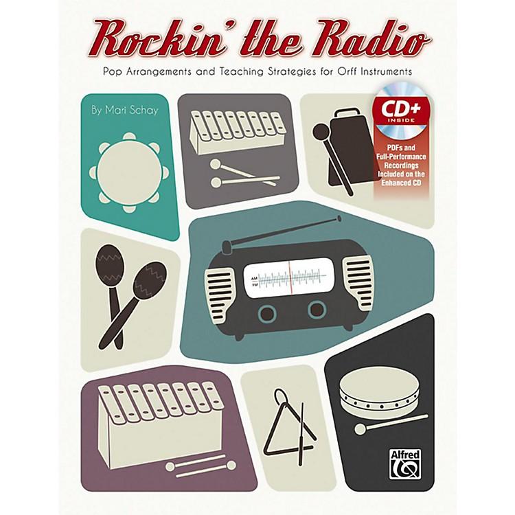 AlfredRockin' the Radio Book & Enhanced CD