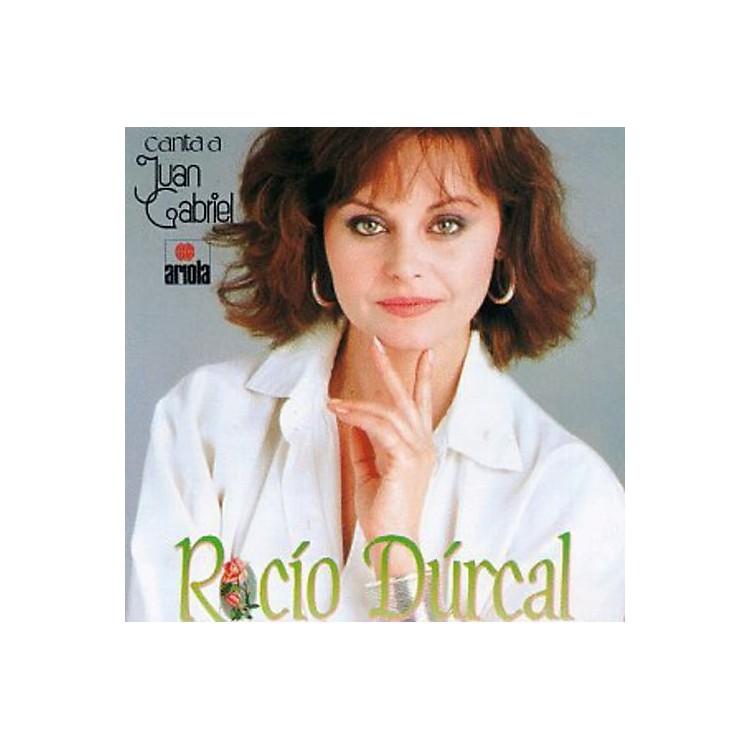 AllianceRocío Dúrcal - Canta a Juan Gabriel 1 (CD)