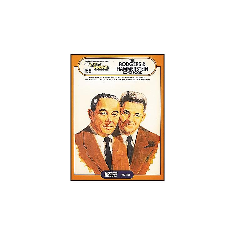 Hal LeonardRodgers & Hammerstein Songbook E-Z Play 165
