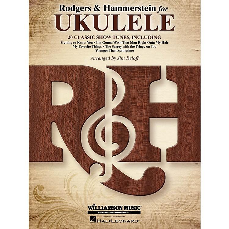Hal LeonardRodgers & Hammerstein for Ukulele Ukulele Series Softcover