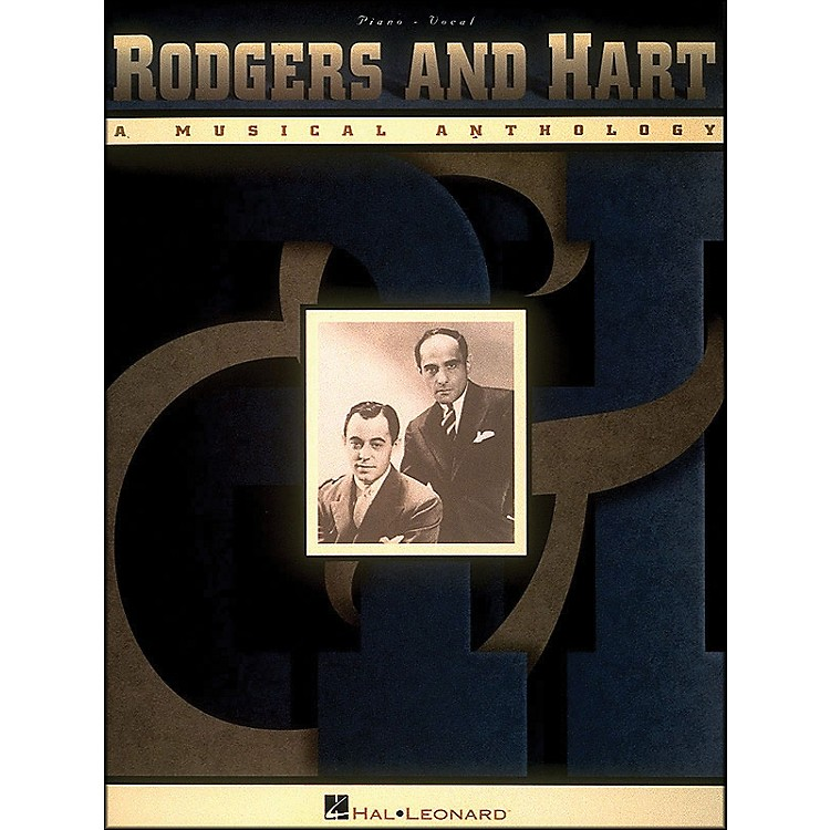 Hal LeonardRodgers & Hart - A Musical Anthology arranged for piano, vocal, and guitar (P/V/G)