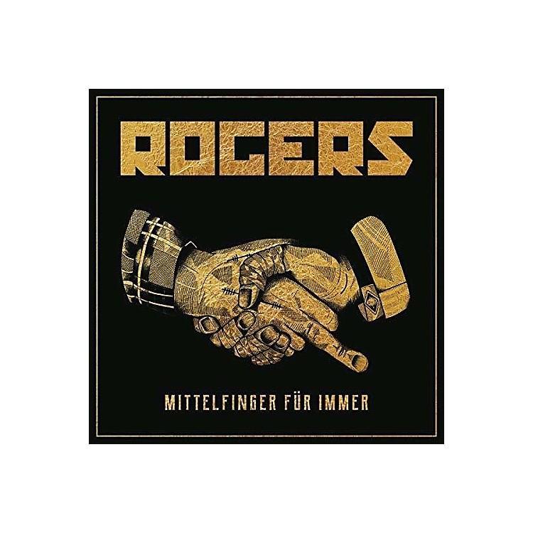 AllianceRogers - Mittelfinger Fur Immer