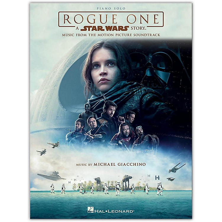Hal LeonardRogue One - A Star Wars Story Music from the Motion Picture Soundtrack for Piano Solo