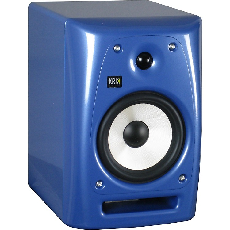 KRK Rokit Powered 6 G2 Limited Edition Studio Monitor - Blue