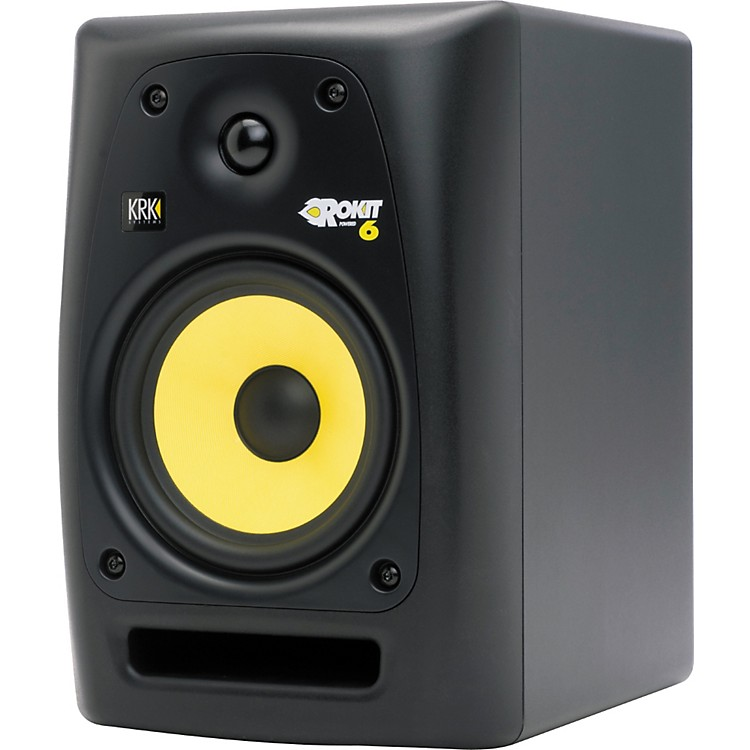 KRKRokit Powered 6 Generation 2 Studio Monitor (Each)886830273629