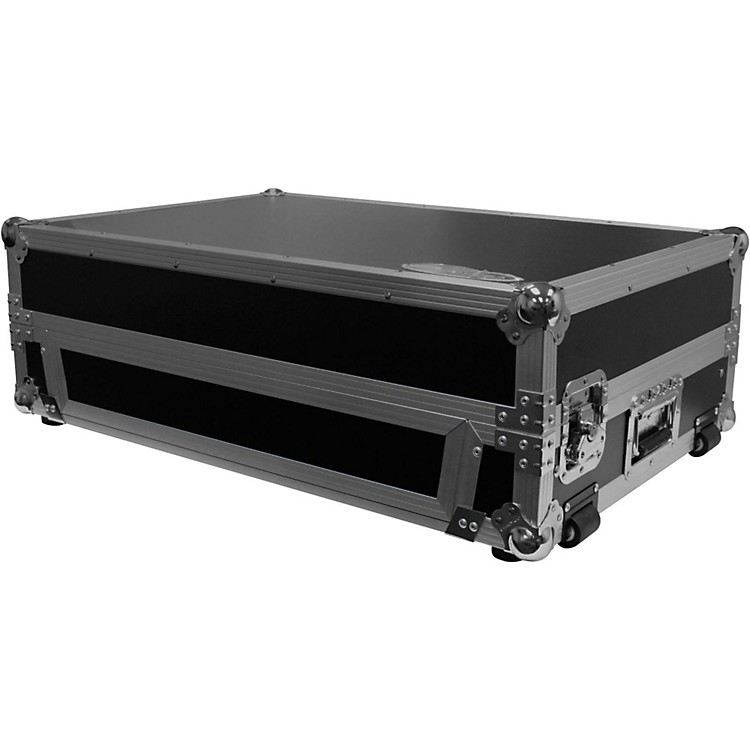 Odyssey Roland DJ-808 Flight Zone Glide Style Case Black/Chrome