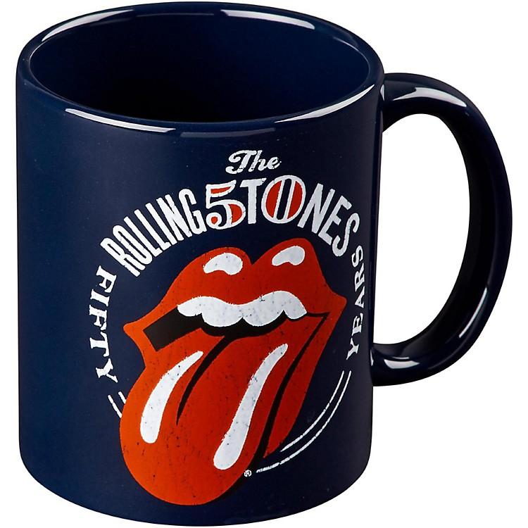 ROCK OFFRolling Stones 50th Anniversary Mug