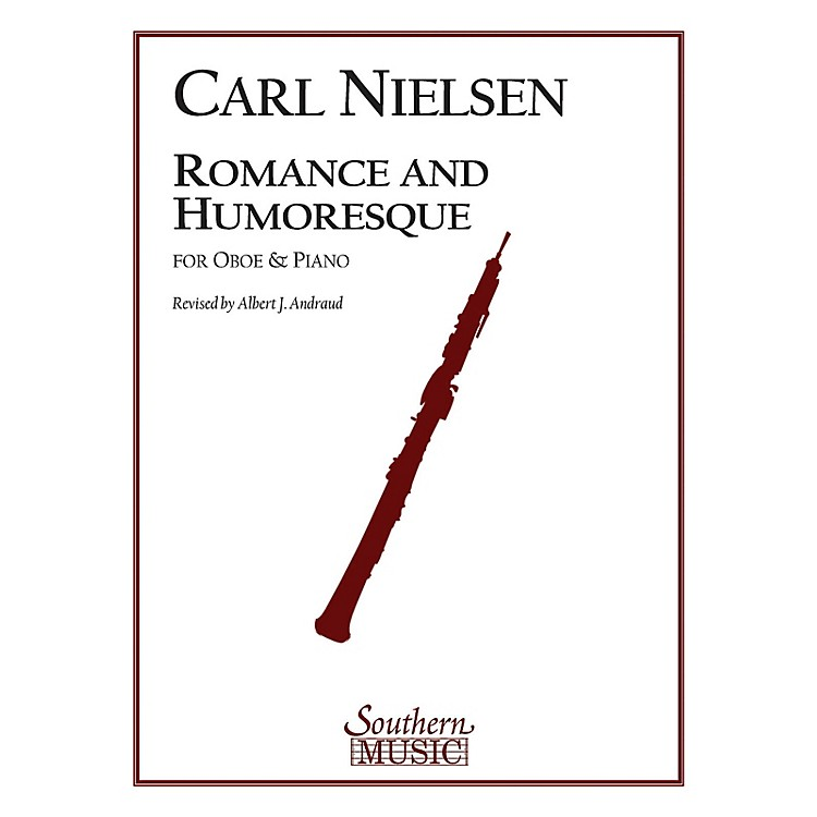 SouthernRomance and Humoresque (Archive) (Oboe) Southern Music Series Arranged by Albert Andraud