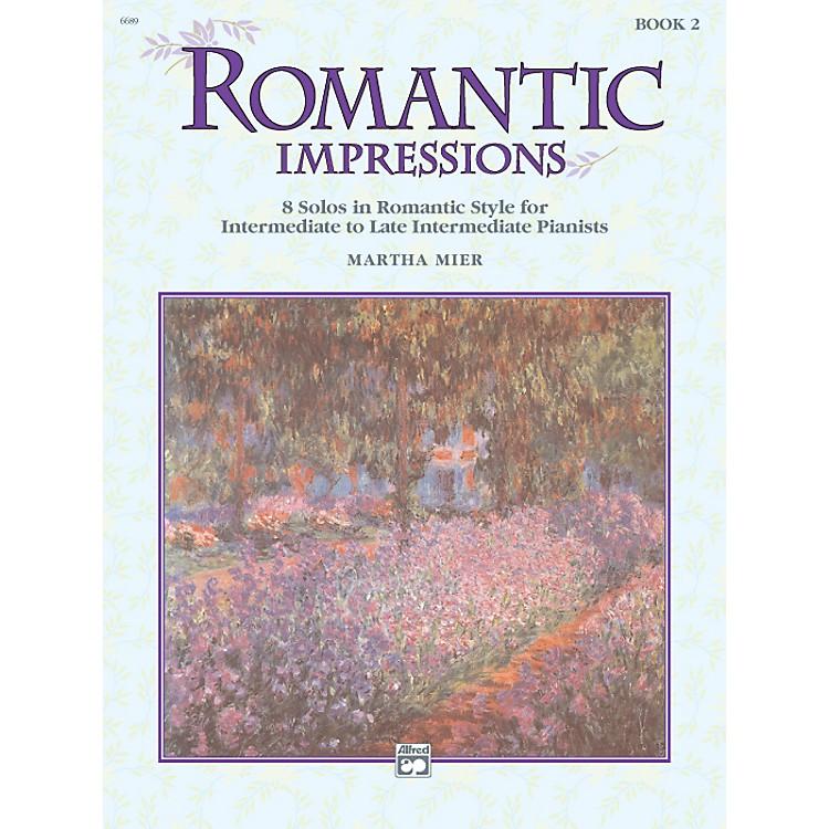 AlfredRomantic Impressions Book 2