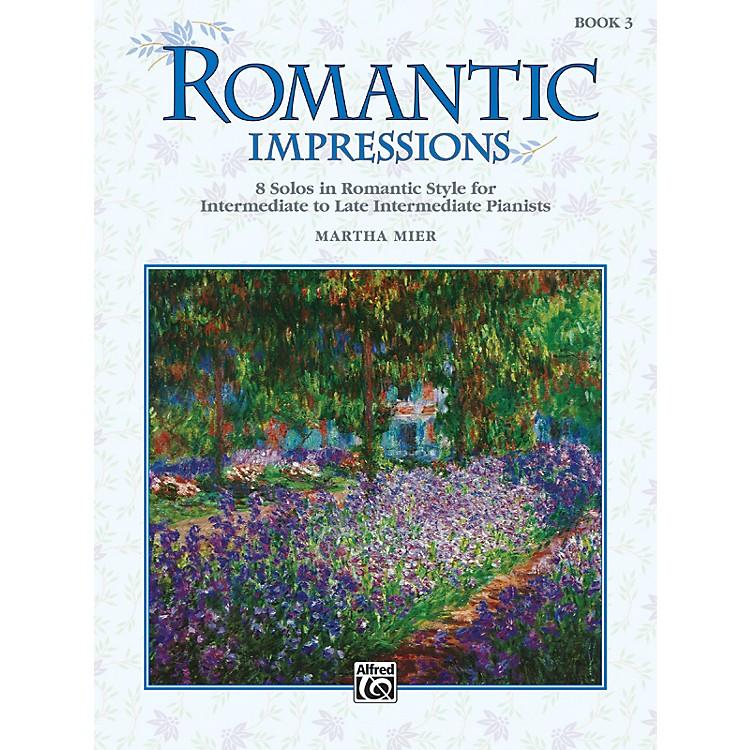 AlfredRomantic Impressions Book 3