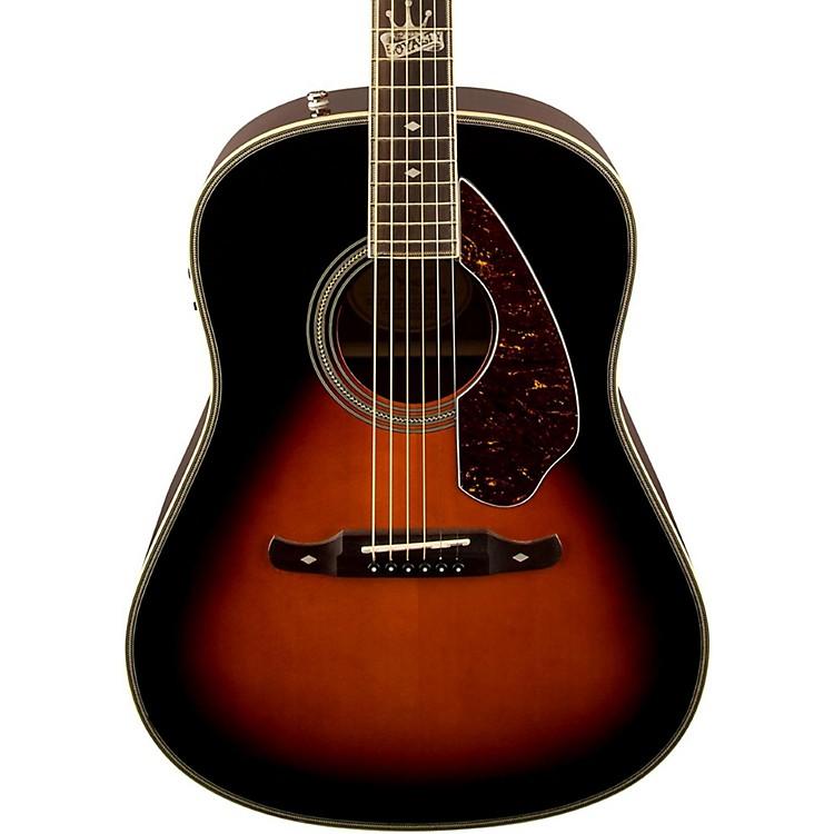 FenderRon Emory Loyalty Slope Shoulder Acoustic-Electric Guitar
