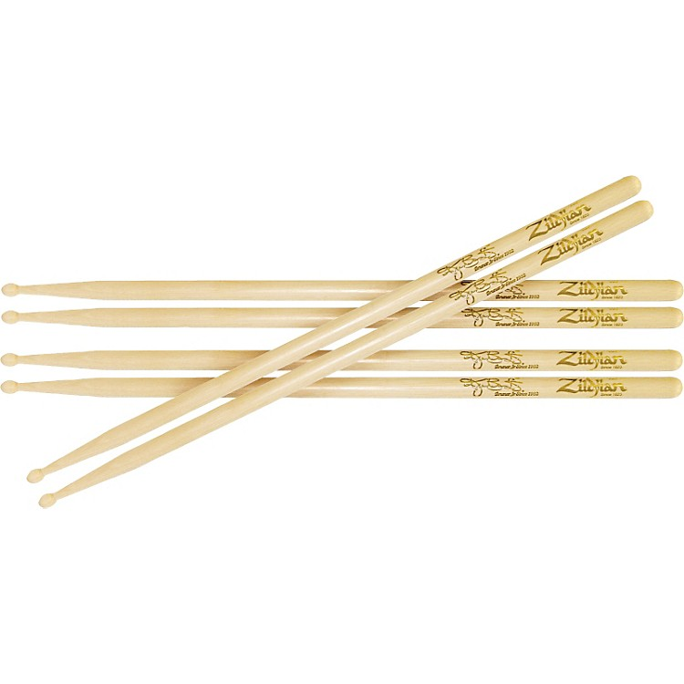 Zildjian Ronald Bruner, Jr. Artist Series Drumsticks, 3-Pack