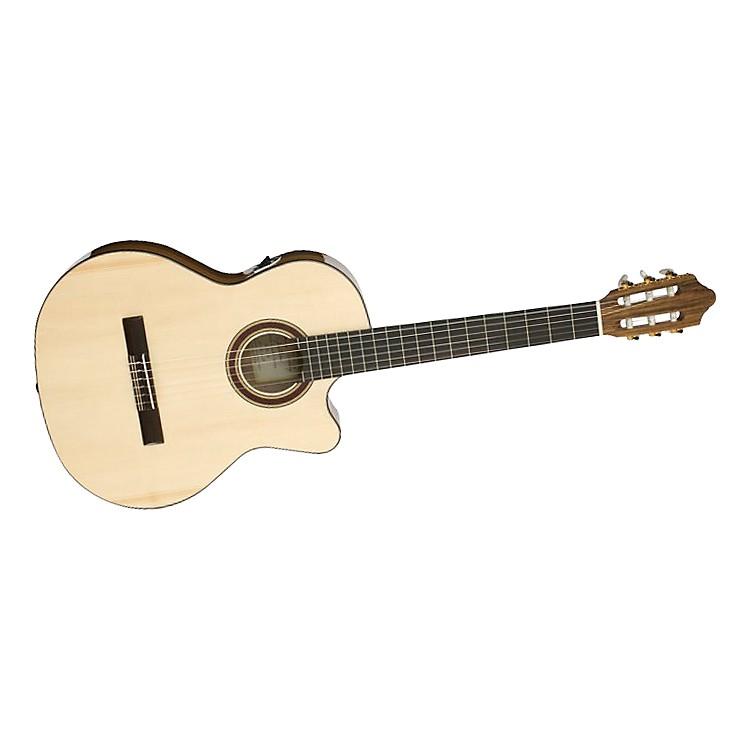 KremonaRondo Cutaway Acoustic-Electric Classical Guitar