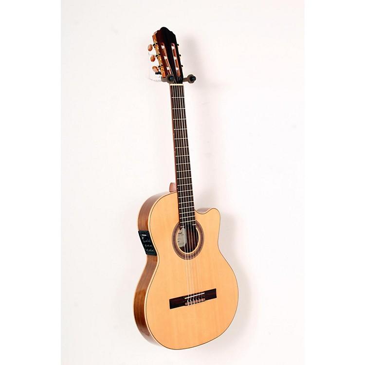 KremonaRondo Thin Line Classical Acoustic-Electric GuitarNatural888365800141
