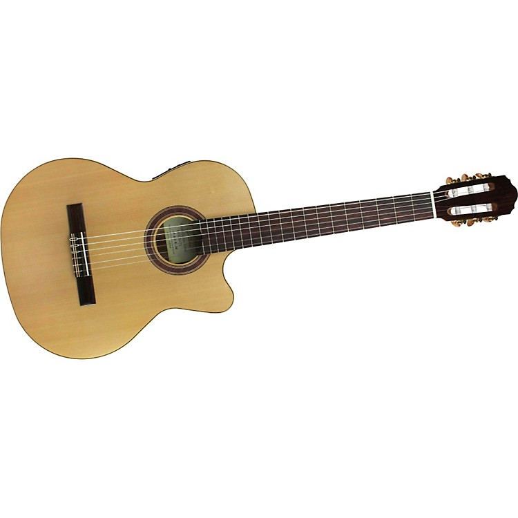 KremonaRondo Thin Line Classical Acoustic-Electric Guitar
