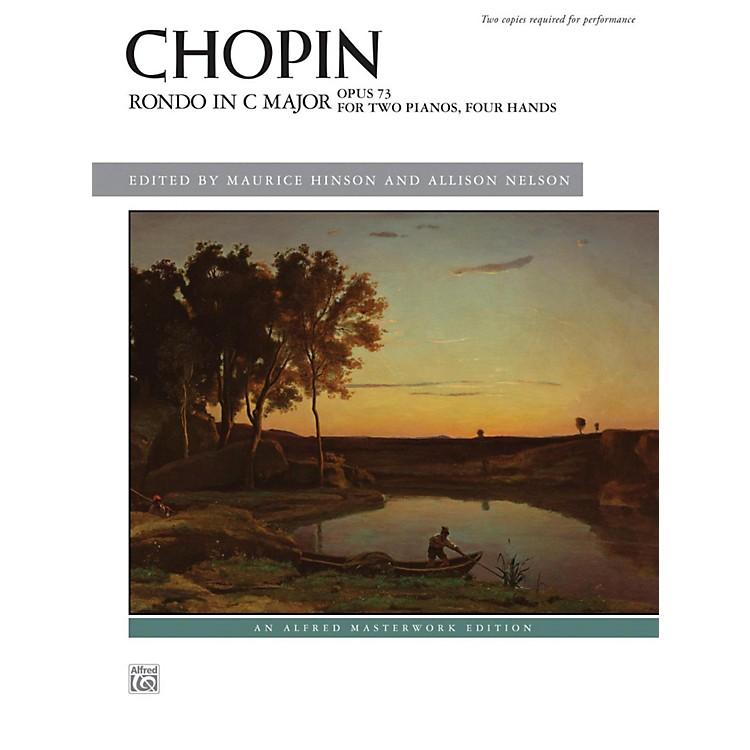 AlfredRondo in C Major, Op. 73 Advanced