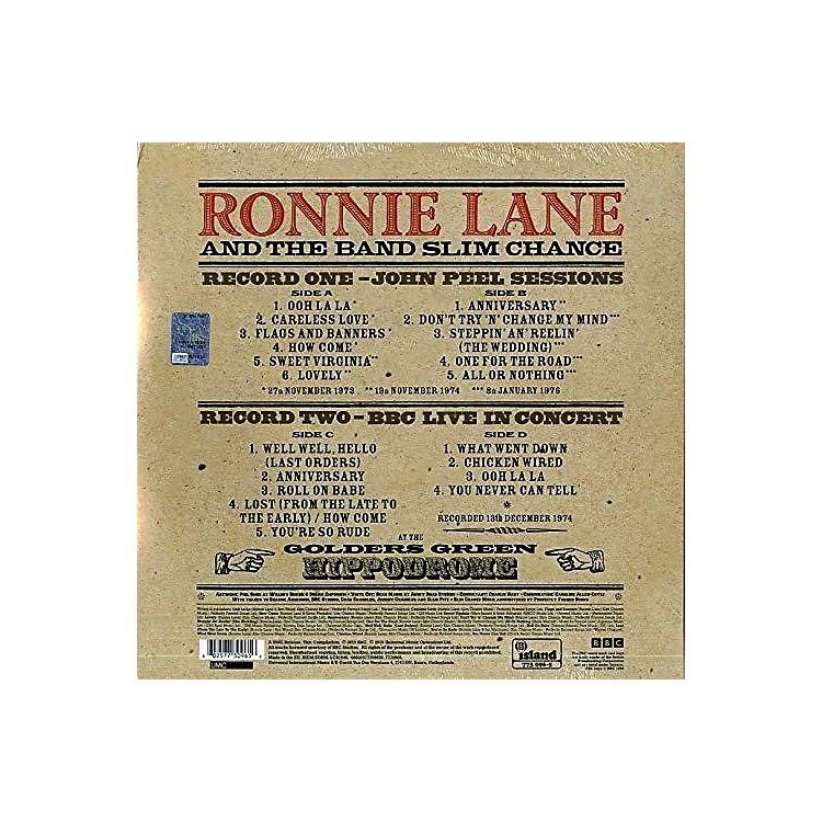 AllianceRonnie Lane - At The BBC