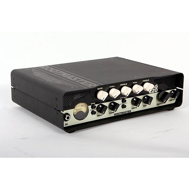 AshdownRootmaster 220W Bass HeadRegular888365834320