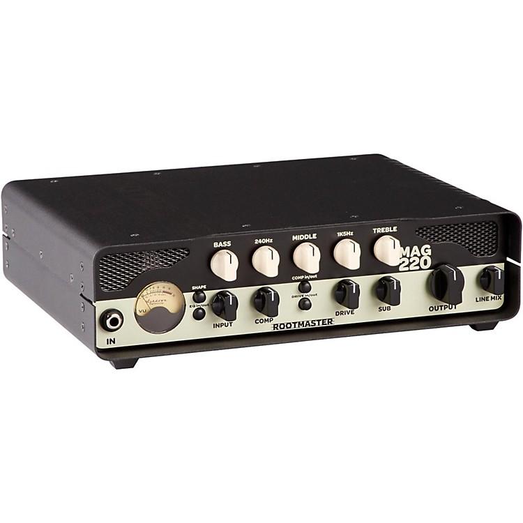 AshdownRootmaster 220W Bass HeadRegular888365824420