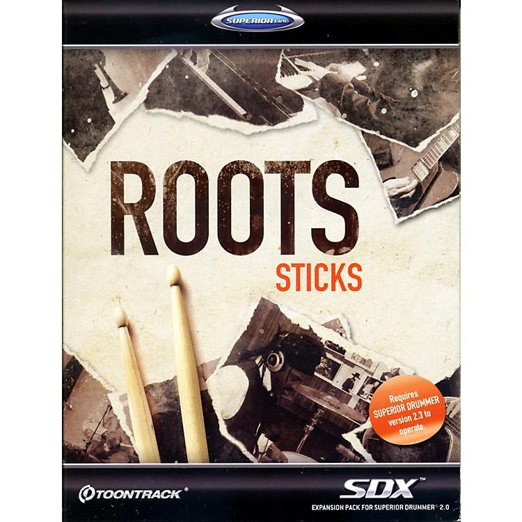 ToontrackRoots - Sticks SDX