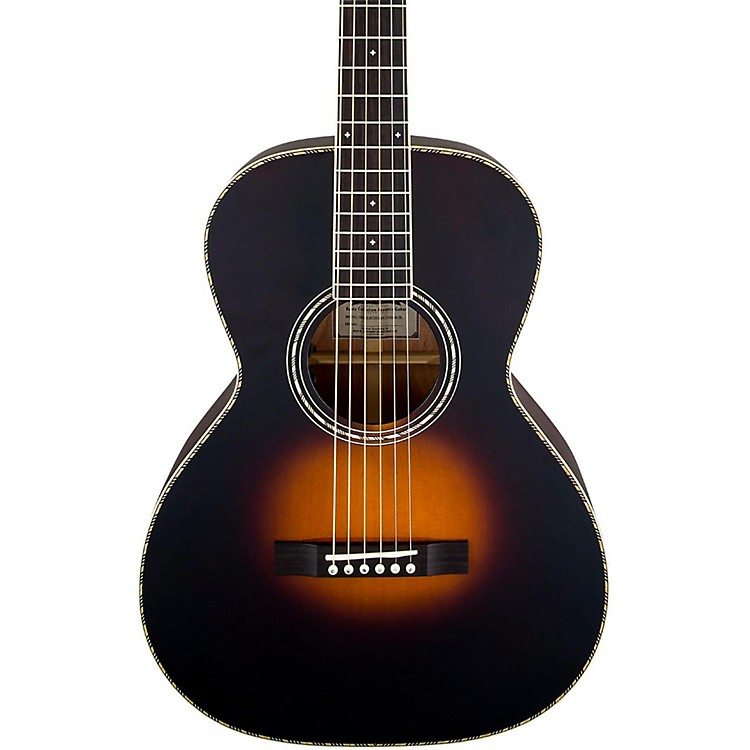 Gretsch Guitars Roots Collection G9531E Style 3 Double-0 Grand Concert Acoustic Guitar Appalachia Cloudburst