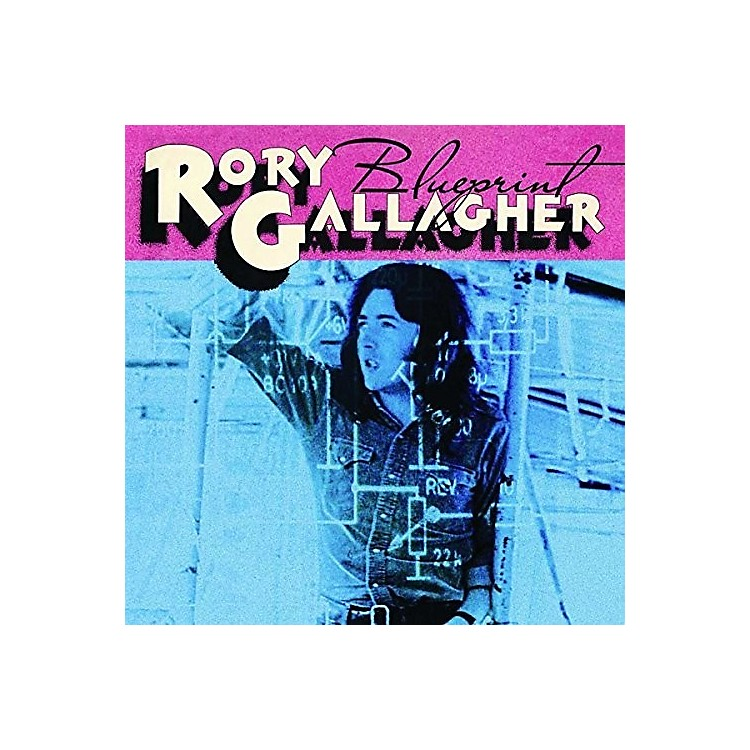 Alliance Rory Gallagher - Blueprint