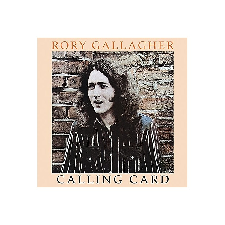 AllianceRory Gallagher - Calling Card