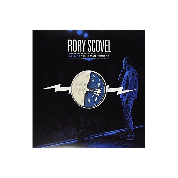 Alliance Rory Scovel - Live at Third Man Records