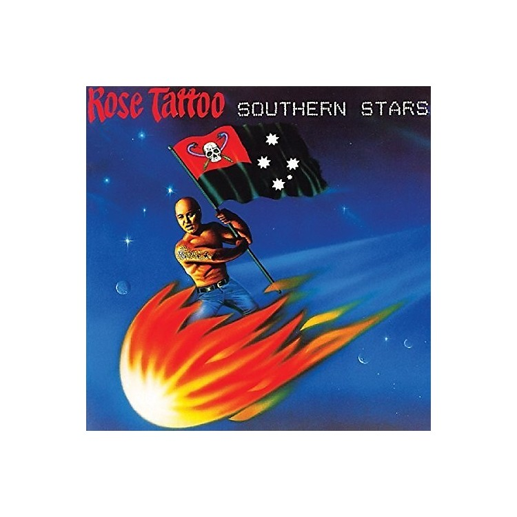 Alliance Rose Tattoo - Southern Stars