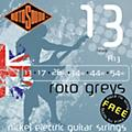 Rotosound Roto Greys Heavy Electric Guitar Strings   thumbnail