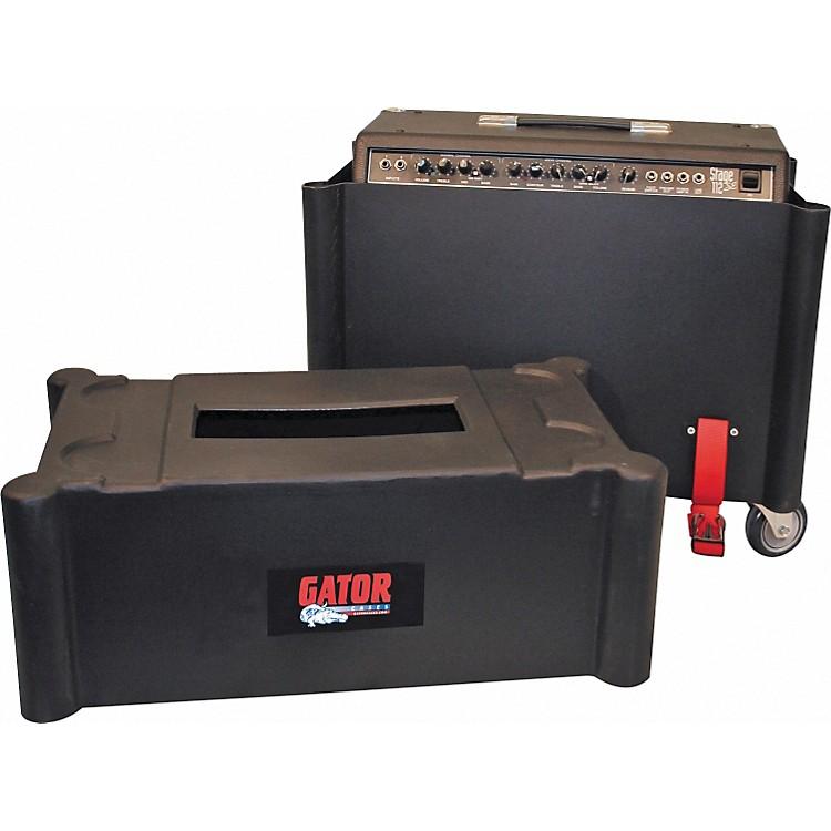GatorRoto Mold Amp Case for 2x12 AmpsYellow