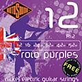 Rotosound Roto Purples Medium Heavy Electric Guitar Strings  -thumbnail