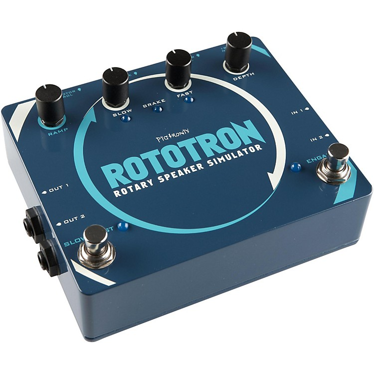 Pigtronix Rototron Analog Rotary Speaker Simulator  888365905549