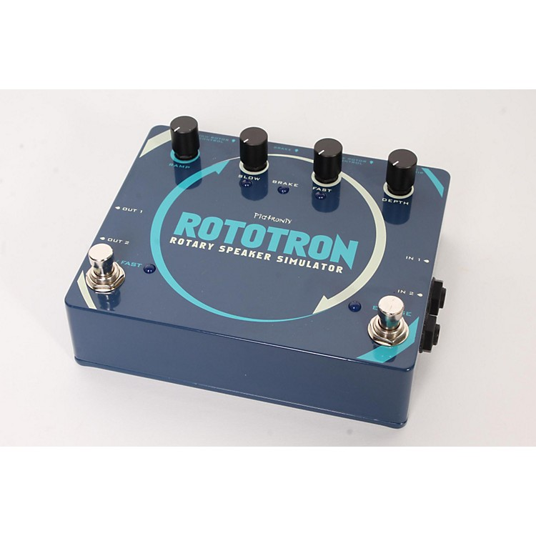 PigtronixRototron Analog Rotary Speaker Simulator888365905549