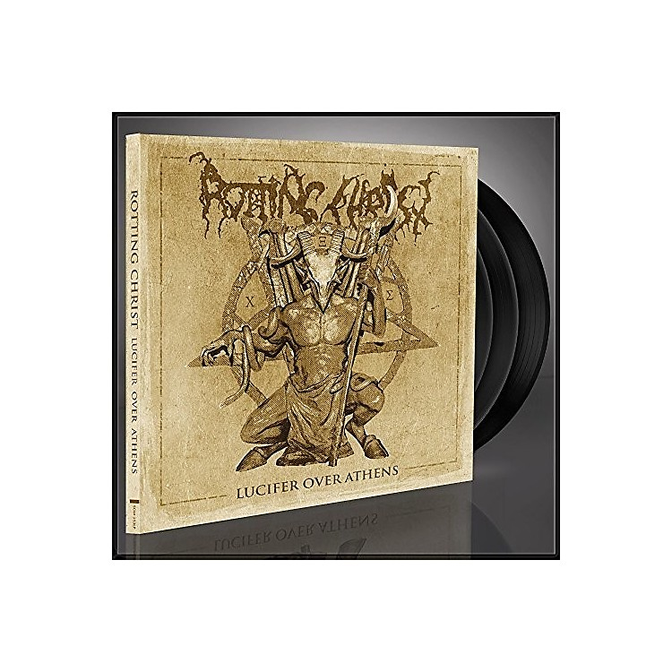 Alliance Rotting Christ - Lucifer Over Athens